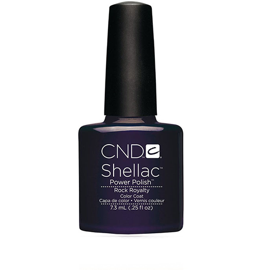 Lac unghii semipermanent CND Shellac Midnight Swim 7.3ml