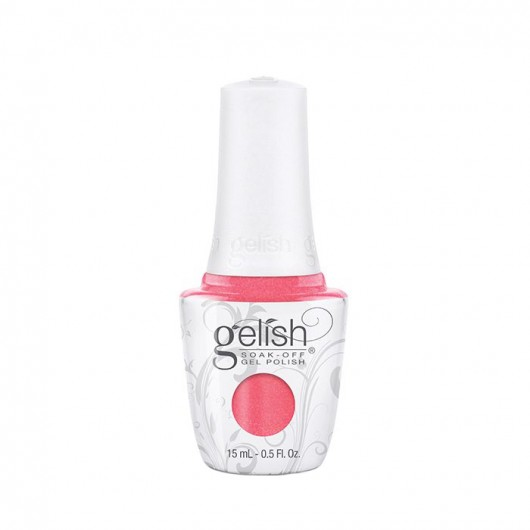 Lac unghii semipermanent Gelish UV Cancan We Dance? 15ml