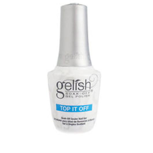 Lac unghii semipermanent Gelish UV Top It Off Sealer Gel 15ml