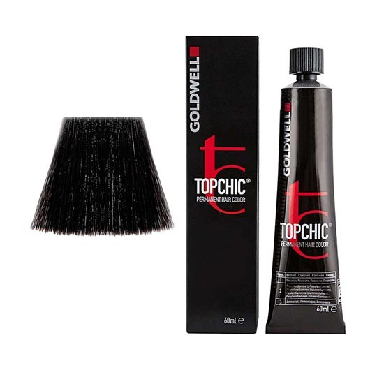 Vopsea de par permanenta Goldwell Top Chic 2N 60ml