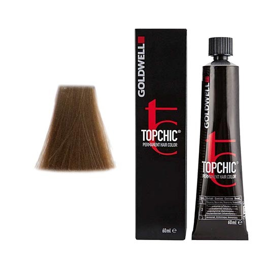 Vopsea de par permanenta Goldwell Top Chic 8B 60ml