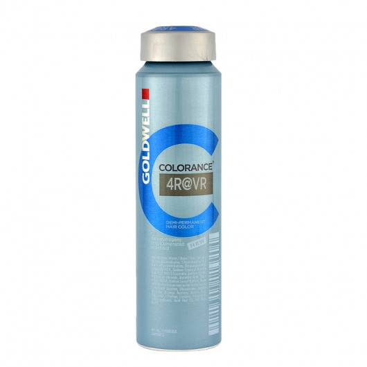 Vopsea de par demipermanenta Goldwell Colorance CAN 4R@VR 120ml