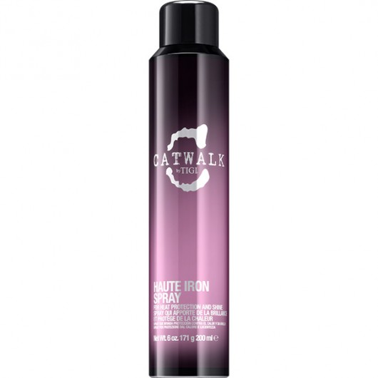 Spray fIxativ Cat Walk Haute Iron Spray efect volum 200ml