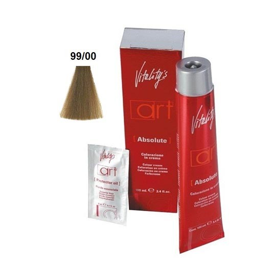 Vopsea permanenta de par Vitality's Art Absolute cu amoniac 99.00 100ml
